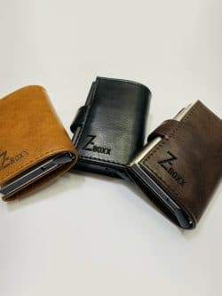 Men Leather Wallets with card holders - ZeBoxx