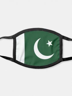 Pakistan Flag Face Mask
