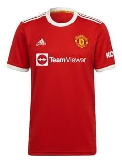 Manchester United Shirt 2021-22