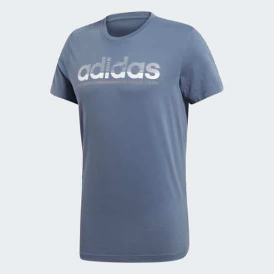 Adidas Fade-Out Tee Blue