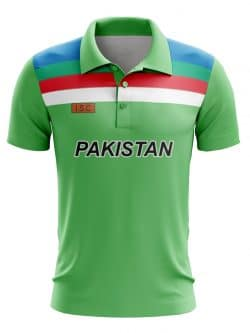 Pakistan Cricket World Cup 1992 Retro Shirt